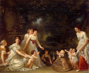Marguerite Gérard - The first steps
